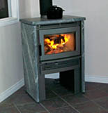 Pacific Energy Neostone 2.5 wood stove